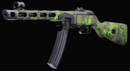 PPSh-41 Rotten Gunsmith BOCW