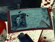 Samantha Maxis passport