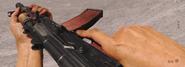 AK-74u Inspect BOCW