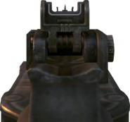 PDW-57 Iron Sights BOII