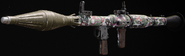 RPG-7 Threshold Gunsmith BOCW