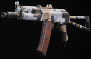AK-74u Blockade Gunsmith BOCW