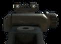 MP7 Iron Sights MW3