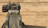 MicroMG 9mm Iron Sights BO4