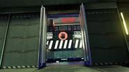 Open Blast Door Urban AW