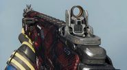 Peacekeeper MK2 First Person Ardent Camouflage BO3