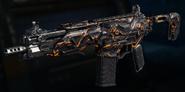 Peacekeeper MK2 Gunsmith Model Cyborg Camouflage BO3