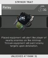 Relay Unlock Card IW