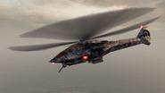 Stealth Chopper side view BOII