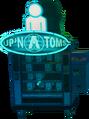 Up 'N Atoms Perk Machine IW