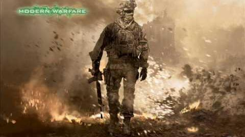 Call of Duty Modern Warfare 2 - Radio Chatter for DC Invasion
