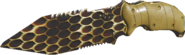 Combat Knife Honeycomb IW
