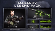 Legend pack makarov