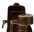 PP2000 Iron Sights MW2