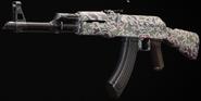 AK-47 Wasteland Gunsmith BOCW