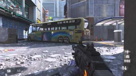 AW TDM DLC reckoning - SWARM gameplay ENJOY