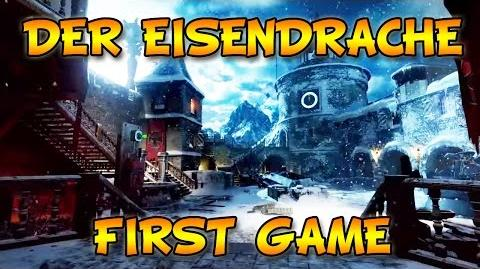Black Ops 3 ZOMBIES New Der Eisendrache First Gameplay Attempt