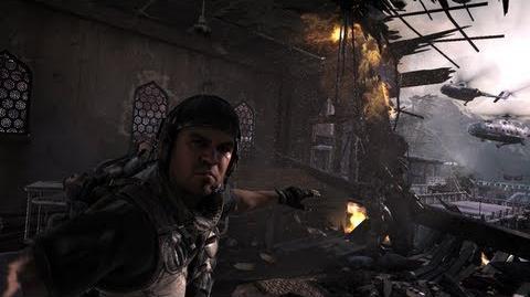 Call of Duty Modern Warfare 3 - Campaign - Persona Non Grata