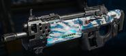 LV8 Basilisk Gunsmith Model Permafrost Camouflage BO3