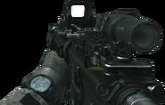 M4A1 Hybrid Sight Off MW3