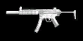 MP5 Suprressor cut HUD icon MW2