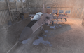 MiG-29 being repaired Cliffhanger MW2