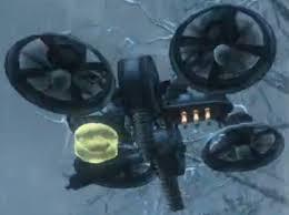 Drone de Maxis