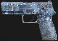 M19 Синий, цифра
