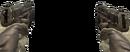 USP .45 akimbo