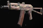 AK-74u Checkpoint Gunsmith BOCW