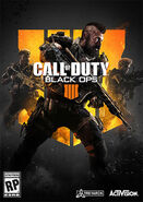 Cover Art BO4