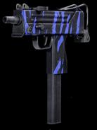 MAC-10 Blue Tiger Gunsmith BOCW