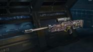 RSA Interdiction Gunsmith Model Burnt Camouflage BO3