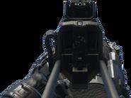 MP11 iron sights AW