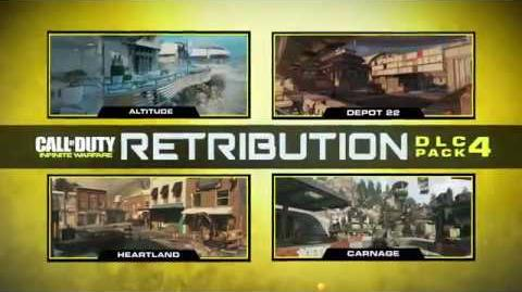 Official Call of Duty® Infinite Warfare - Retribution Multiplayer Trailer