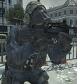 P90 Third Person MW3