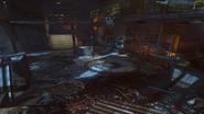 Wundershpere ladowisko pomieszczenie startowe