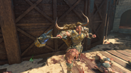 Hammer Forward Bruno BO4