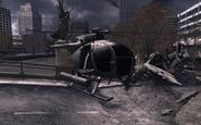 AH-6 Little Bird Invisible Threat MW3