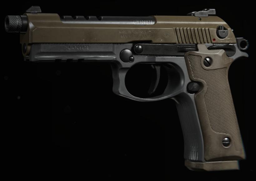 Mk3 - стрельба очередями