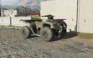 Call of Duty Modern Warfare 2019 ATV