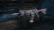 ICR-1 Gunsmith model Hallucination Camouflage BO3