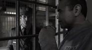 Sal talking to prison guard BOII