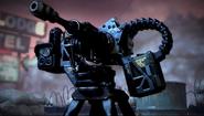 Sentry Gun Extinction CoDG