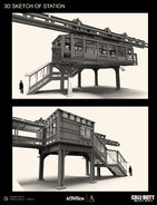 TrainStation ConceptArt 3D ShadowsOfEvil BOIII