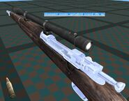 Upgraded Springfield texture file WaW