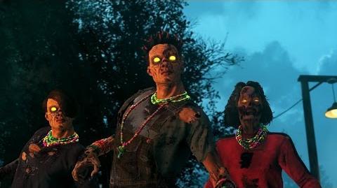 Call of Duty® Infinite Warfare – Rave in the Redwoods Trailer RU