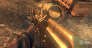 AK-47 Gold ACOG BOII