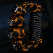 Brass Knuckles Gunsmith Model Dante Camouflage BO3