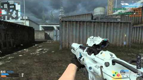 CODOL China Fate deforming gun